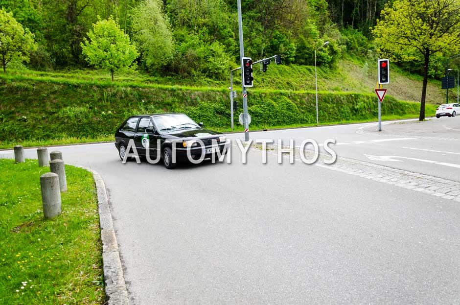 Automythos | 6. Bodensee Klassik 2017 | 179 | Klaus Löslein & Sabine Löslein | Volkswagen Polo G40