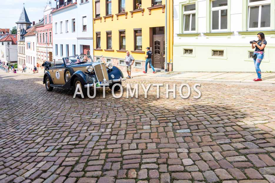 Automythos | 15. Sachsen Classic 2017 | 3 | Robert Mayerhöfer & Thomas Harloff | Horch 930 V Cabriolet