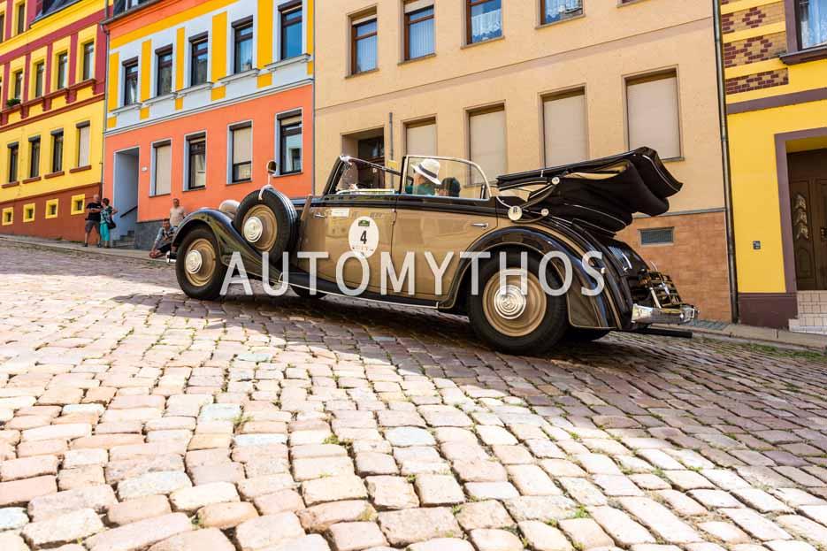 Automythos | 15. Sachsen Classic 2017 | 4 | Franz-Josef Paefgen & Thomas Frank | Horch 830 BL