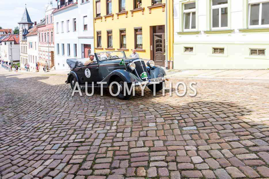 Automythos | 15. Sachsen Classic 2017 | 5 | Jens-Uwe Kellberg & Fred Mahro | Wanderer W50