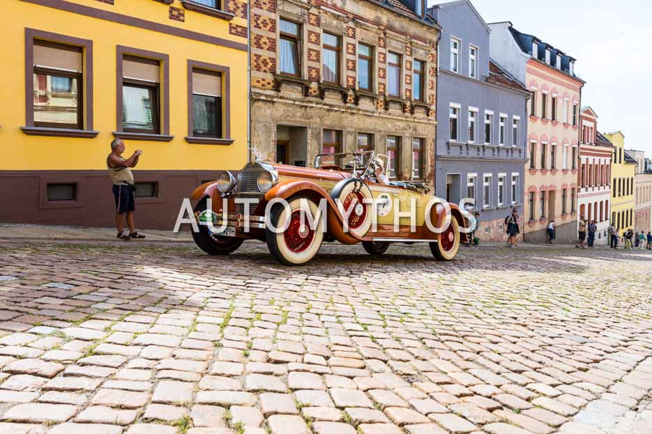 Automythos | 15. Sachsen Classic 2017 | 7 | Klaus Kleinertz & Andrea Wirth | Packard Straight Eight