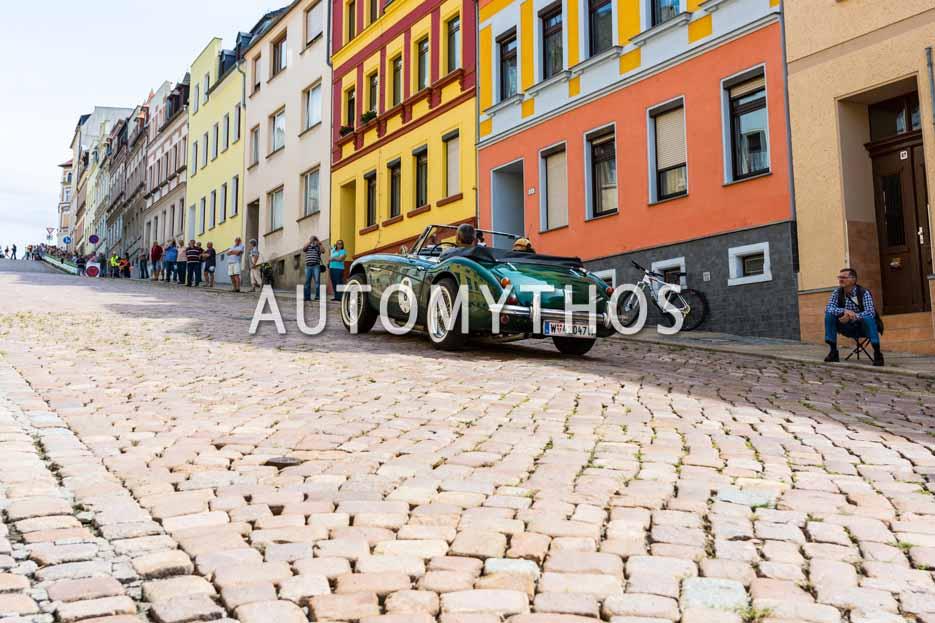 Automythos | 15. Sachsen Classic 2017 | 8 | Peter Maierhofer & Michaela Rammel | Austin Healey 3000 MK III