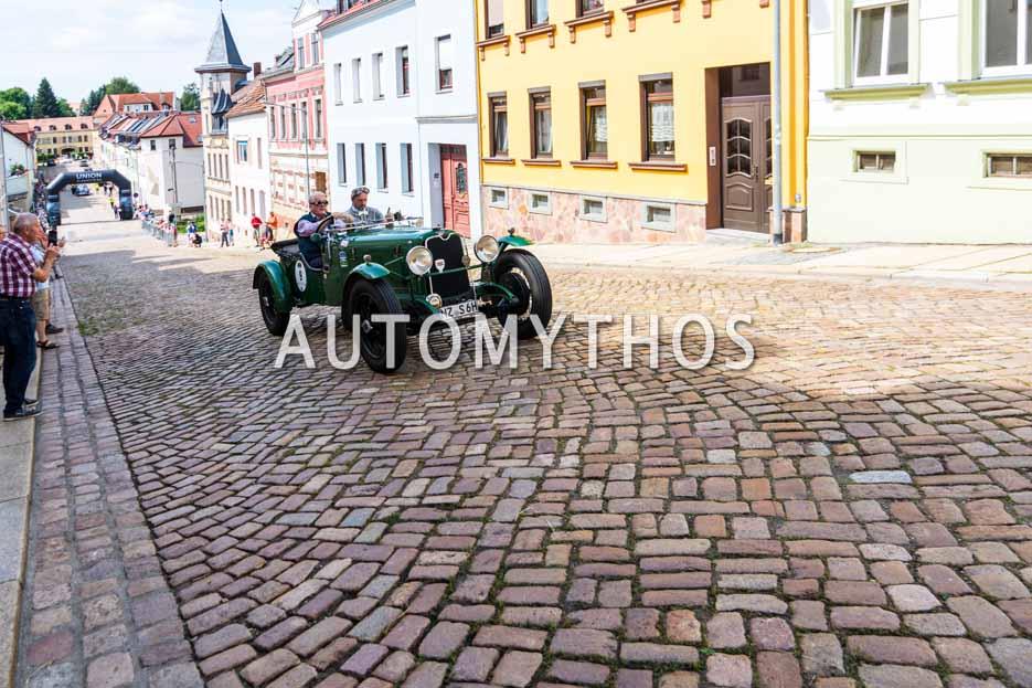 Automythos | 15. Sachsen Classic 2017 | 9 | Michael Scheidt & Karsten Schleef | Alvis Silver Eagle