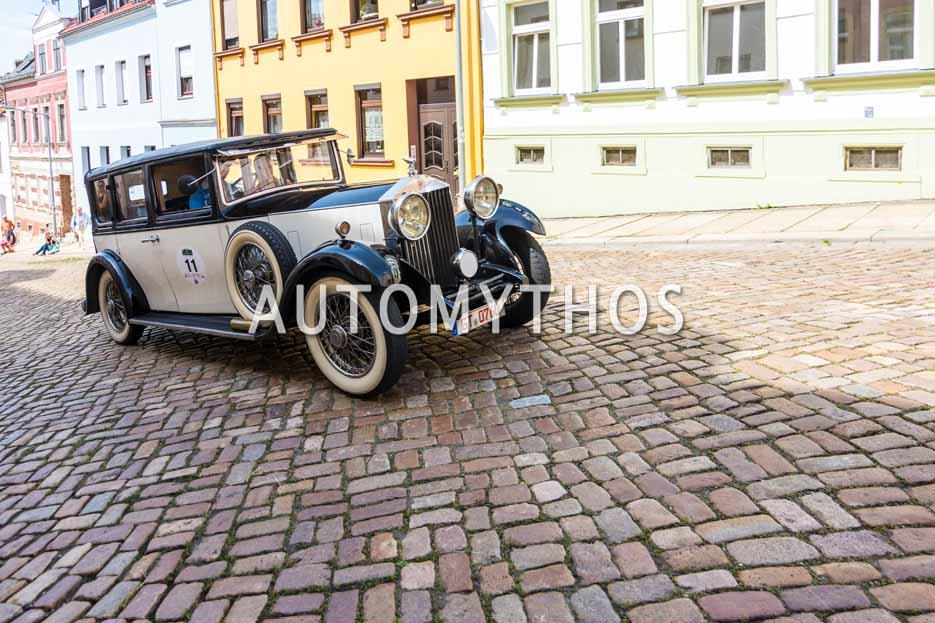 Automythos | 15. Sachsen Classic 2017 | 11 | Michael Brechmann & Katrin Brechmann | Rolls Royce 20/25 HP