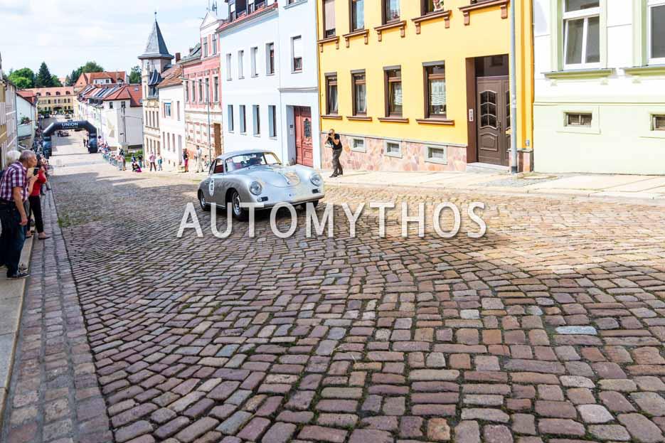 Automythos | 15. Sachsen Classic 2017 | 12 | Dieter Horn & Tina Horn | Porsche 356 A T2