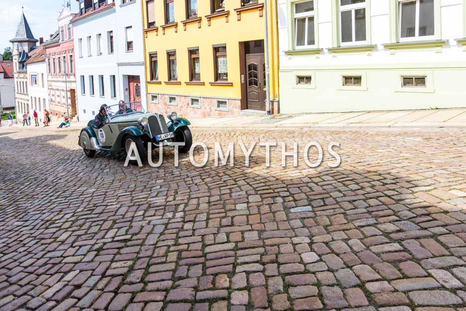 Automythos | 15. Sachsen Classic 2017 | 13 | Dr. Wolfram Pinkwart & Christoph Gundlach | BMW 319/1