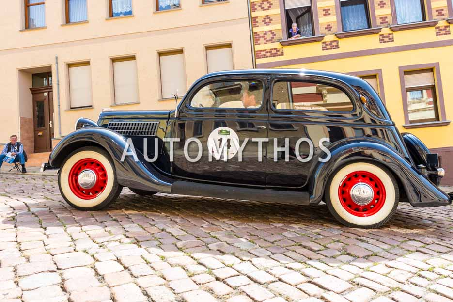 Automythos | 15. Sachsen Classic 2017 | 14 | Bernd Budi & Friedemann Matthieu | Ford V8-48