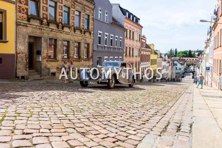 Automythos | 15. Sachsen Classic 2017 | 16 | Heinz Rudolf & Horst Brühmann | Bentley Derby 4 1/2 litre