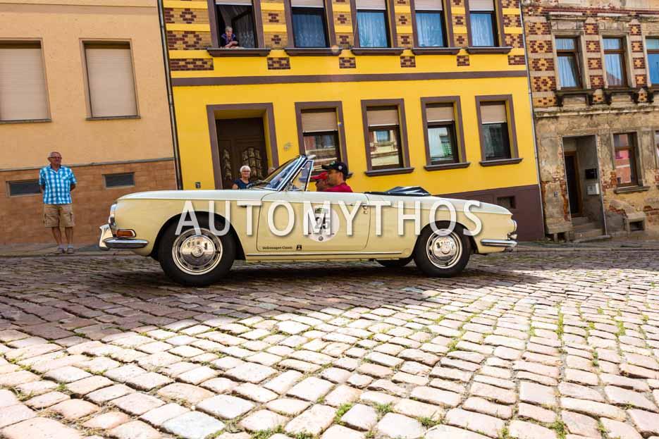 Automythos | 15. Sachsen Classic 2017 | 25 | Ralph Alex & Martin Hube | Volkswagen Karmann-Ghia 1500