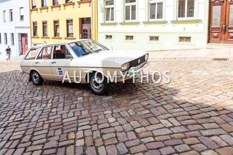 Automythos | 15. Sachsen Classic 2017 | 27 | Uwe Thesling & Klaus Abel | Volkswagen Passat L Variant