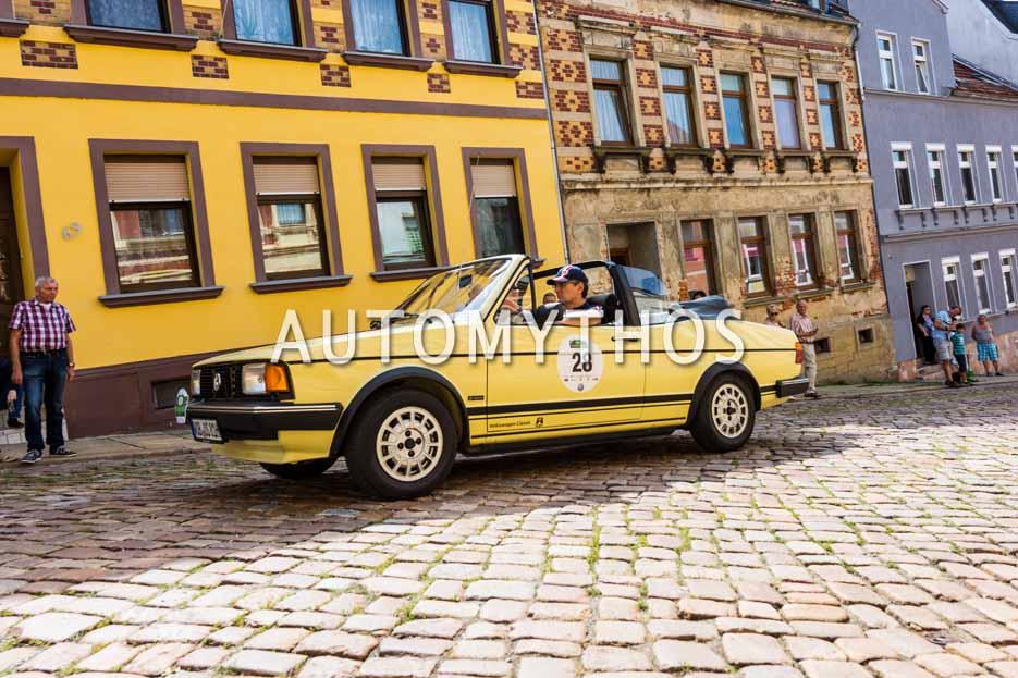 Automythos   15. Sachsen Classic 2017   28   Dirk Coers & Kai Siedlatzek   Volkswagen Jetta Cabriolet