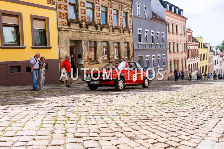 Automythos | 15. Sachsen Classic 2017 | 29 | Sascha Oliver Neumann & Carolin Jäckel | Volkswagen Golf Cabriolet