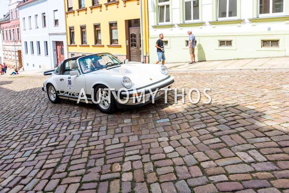 Automythos   15. Sachsen Classic 2017   30   Peter Weidinger & Heinrich Hechenberger   Porsche Carrera Targa 3.2