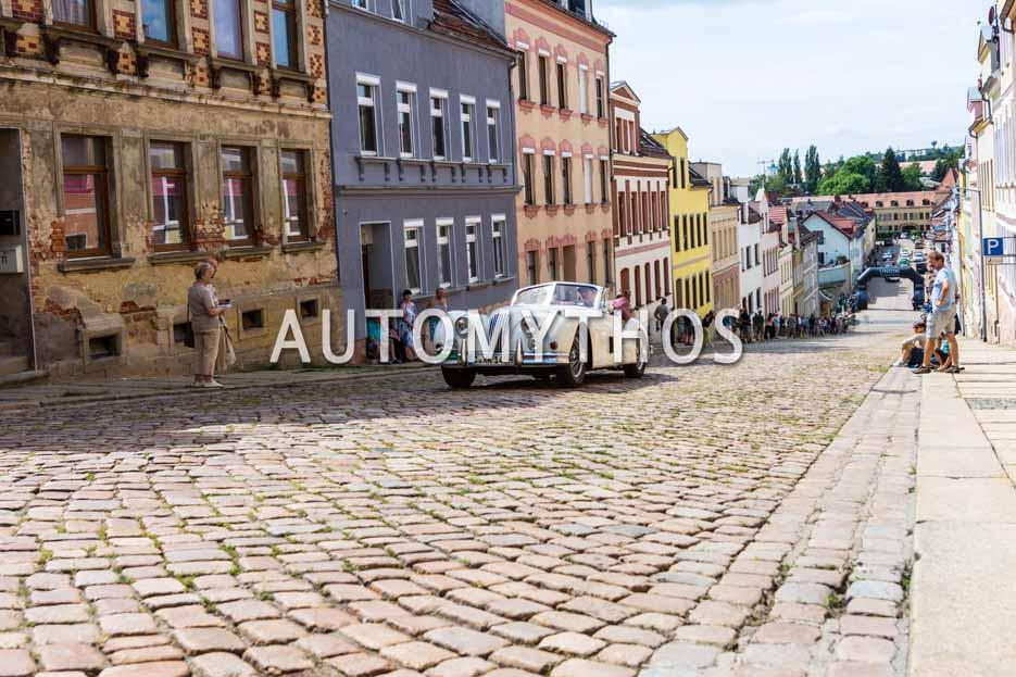 Automythos | 15. Sachsen Classic 2017 | 31 | Michael Thiede & Patricia Thiede | Jaguar XK140 DHC