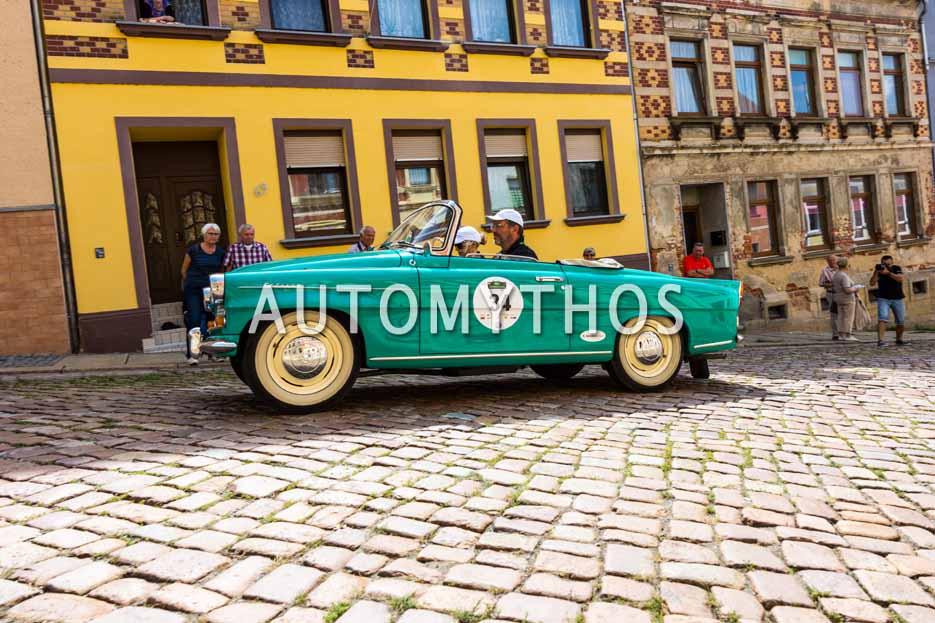 Automythos | 15. Sachsen Classic 2017 | 34 | Klaus-Dieter Schürmann & Andrea Frydlová | Skoda Felicia