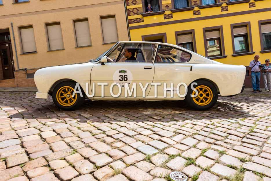 Automythos | 15. Sachsen Classic 2017 | 36 | František Dvořák & Vítezslav Kodym | Skoda 130 RS