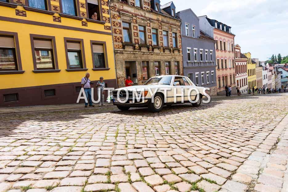 Automythos | 15. Sachsen Classic 2017 | 43 | Stefan Endrich & Jens Ellinger | Mercedes-Benz 500 SLC