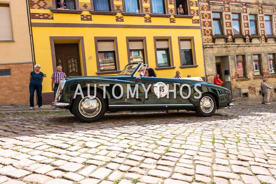 Automythos | 15. Sachsen Classic 2017 | 45 | Felix Hess & Kirsten Hess | Lancia Aurelia B52 Cabriolet