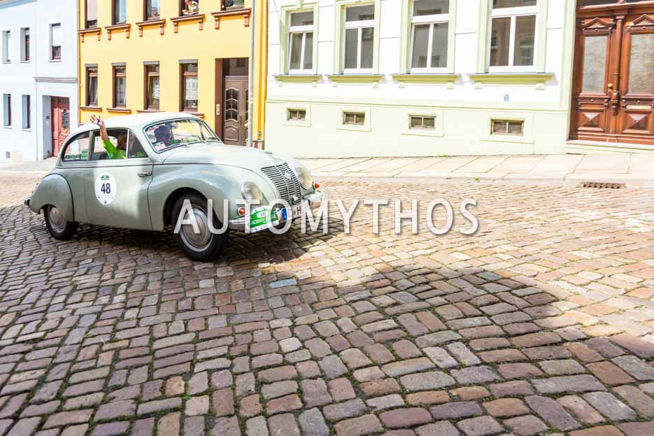 Automythos | 15. Sachsen Classic 2017 | 48 | Gerth Klos & Dr. Heidemarie Berger | IFA F9