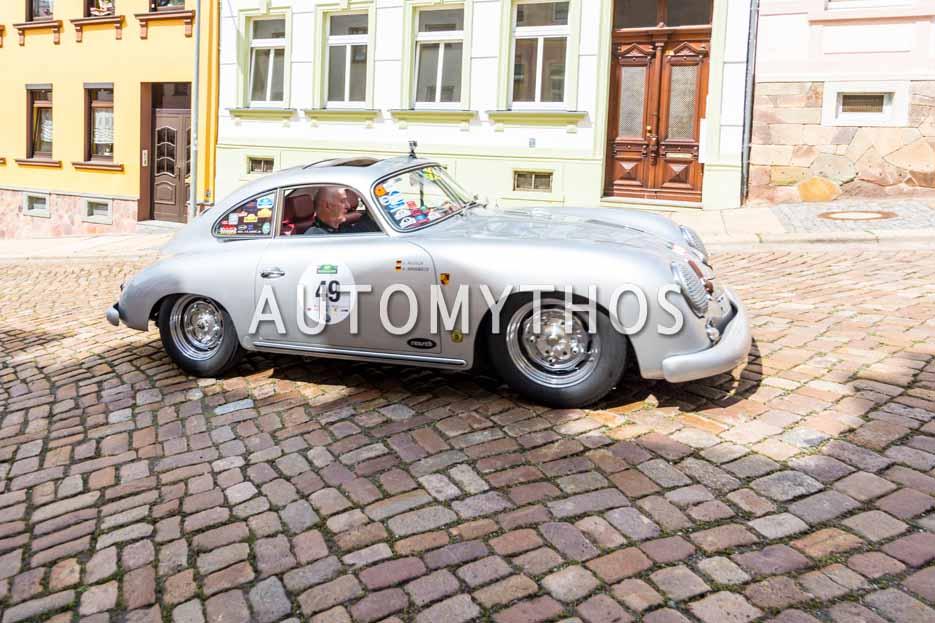 Automythos | 15. Sachsen Classic 2017 | 49 | Alexander Brodbeck & Gebhard Reusch | Porsche 356 A