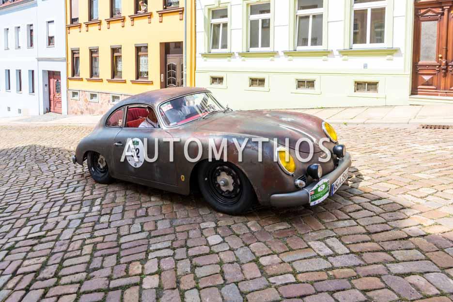 Automythos | 15. Sachsen Classic 2017 | 52 | Gregor Trautmann & Leon Trautmann | Porsche 356 A