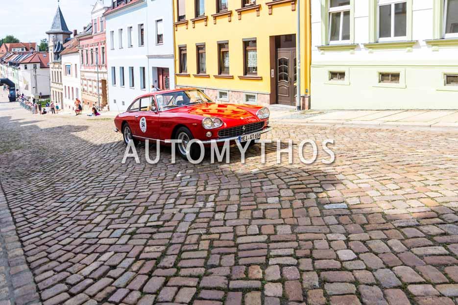 Automythos | 15. Sachsen Classic 2017 | 54 | Volker Wittig & Marion Wittig | Ferrari 330 GT