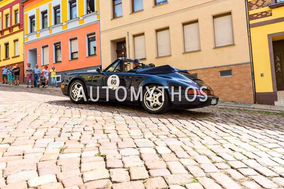 Automythos | 15. Sachsen Classic 2017 | 60 | Christoph Stromberg & Hannes Wolke-Vetter | Porsche 911 Carrera 2 Cabriolet
