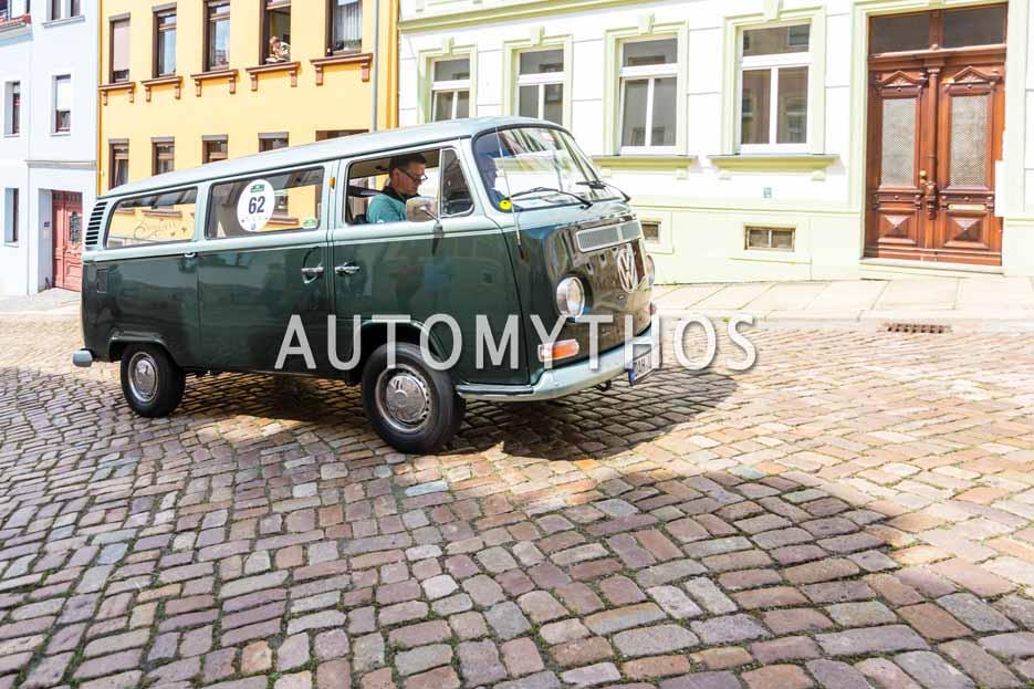 Automythos | 15. Sachsen Classic 2017 | 62 | Lothar Krüger & Thomas Appel | Volkswagen Bus T2