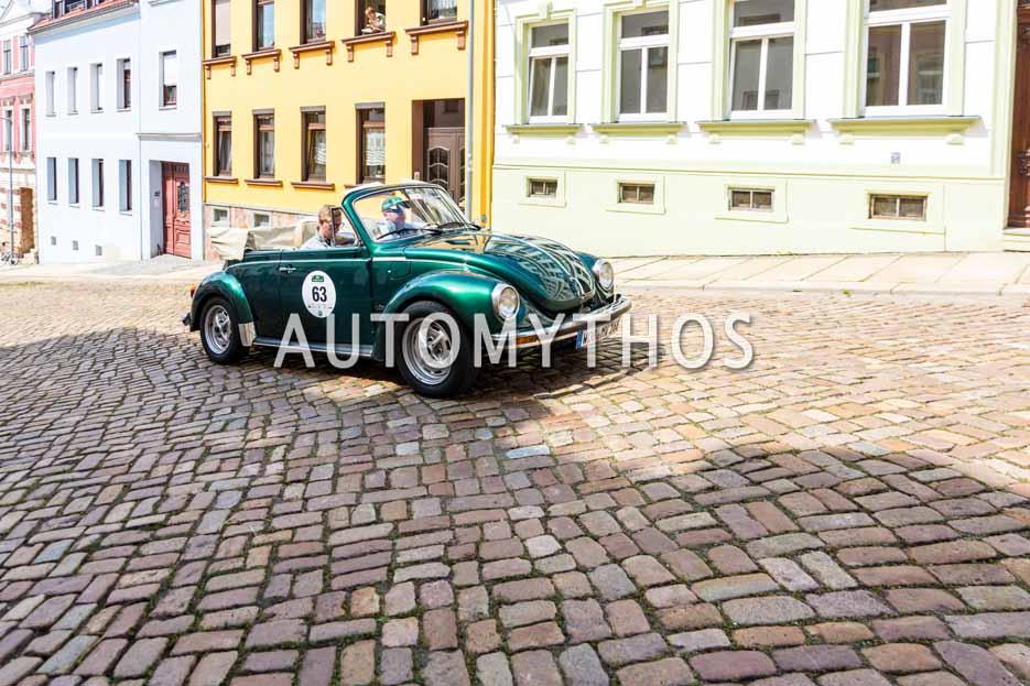 Automythos | 15. Sachsen Classic 2017 | 63 | Christian Schwamberger & Sebastian Singer | VW 1303 Cabriolet