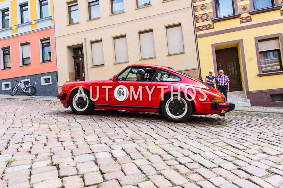 Automythos | 15. Sachsen Classic 2017 | 64 | Hartmut Schimmel & Holger Kuchenmüller | Porsche 911 Carrera 3.2