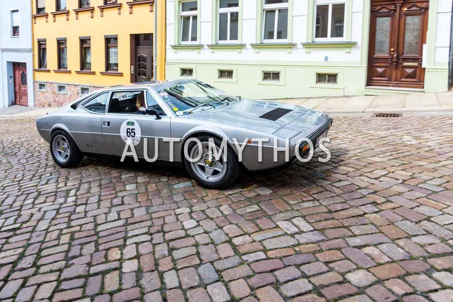 Automythos | 15. Sachsen Classic 2017 | 65 | Helmuth Brants & Ingrid Weber | Ferrari Dino 308 GT 4