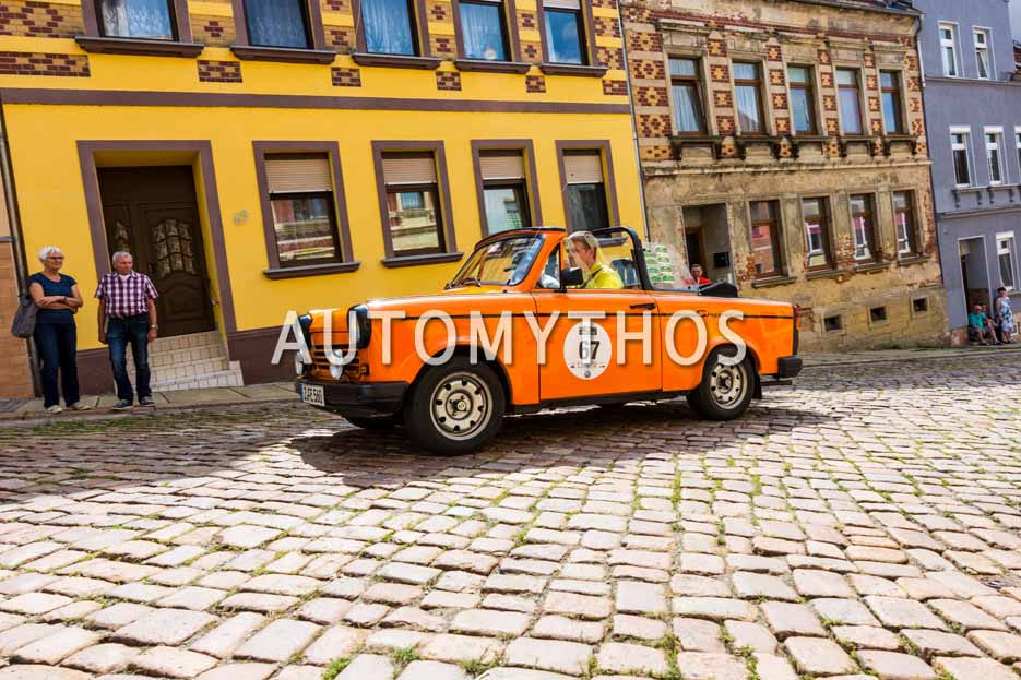 Automythos | 15. Sachsen Classic 2017 | 67 | Ronny Tolliszus & Frank Weidenmüller | FA Trabant 1.1 Cabriolet