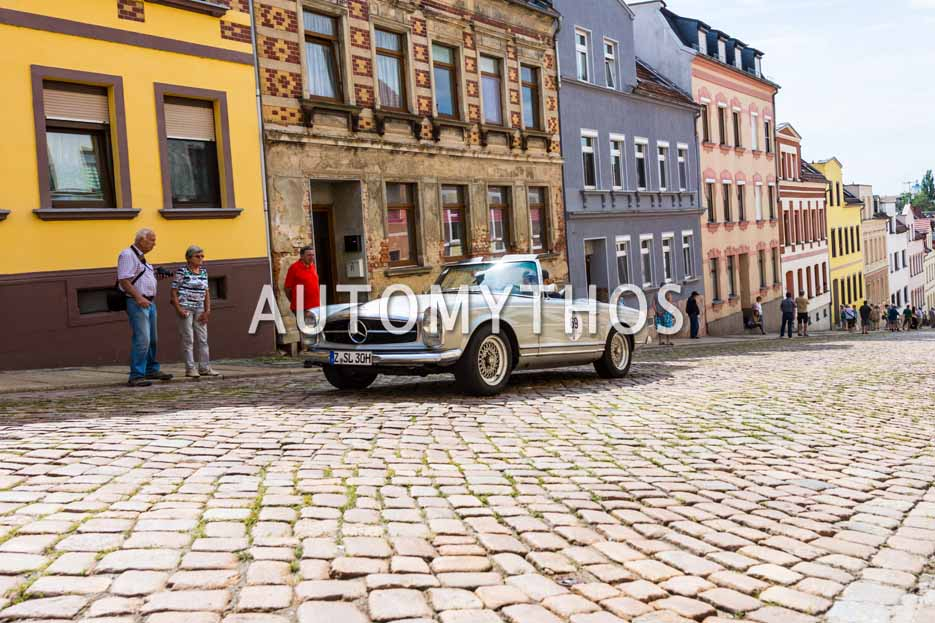 Automythos | 15. Sachsen Classic 2017 | 69 | Roberto Urlaß & Michael Sachse | Mercedes-Benz 280 SL