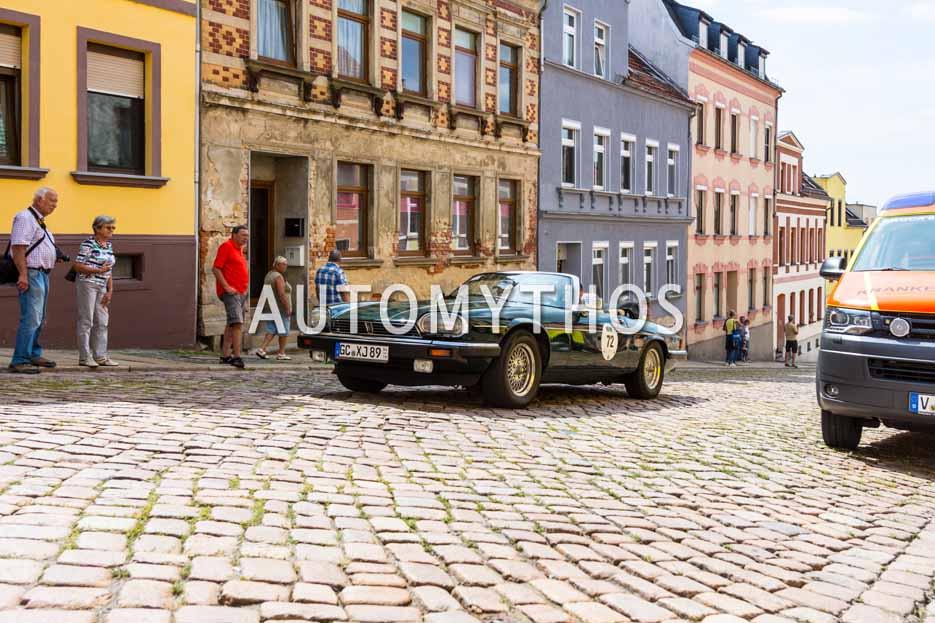 Automythos | 15. Sachsen Classic 2017 | 72 | Björn Grämer & Hans-Jürgen Grämer | Jaguar XJ-S