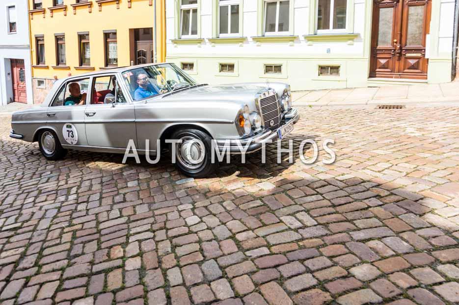 Automythos | 15. Sachsen Classic 2017 | 73 | Thomas Niehoff & Julian-Moritz Gabler | Mercedes-Benz 250 SE