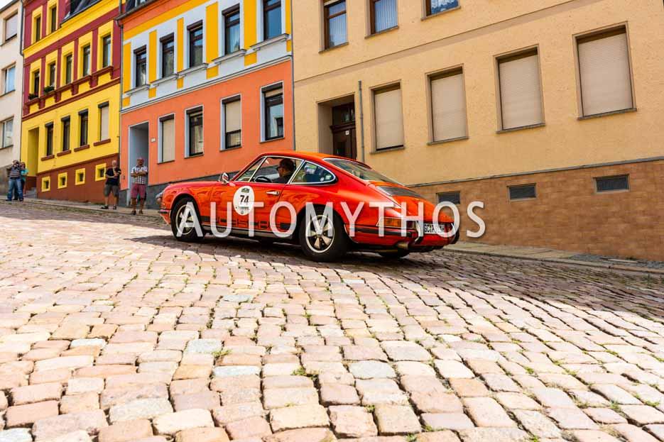 Automythos | 15. Sachsen Classic 2017 | 74 | Heiko Vieweg & Carsten Körber | Porsche 911 Urmodel