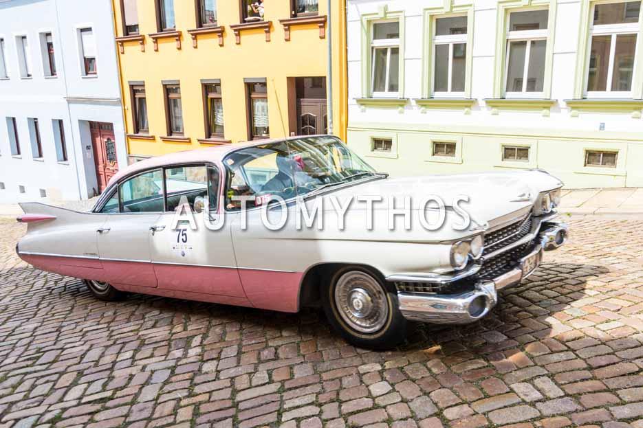 Automythos | 15. Sachsen Classic 2017 | 75 | Enrico Rechtnitz & Marco Krüger | Cadillac De Ville