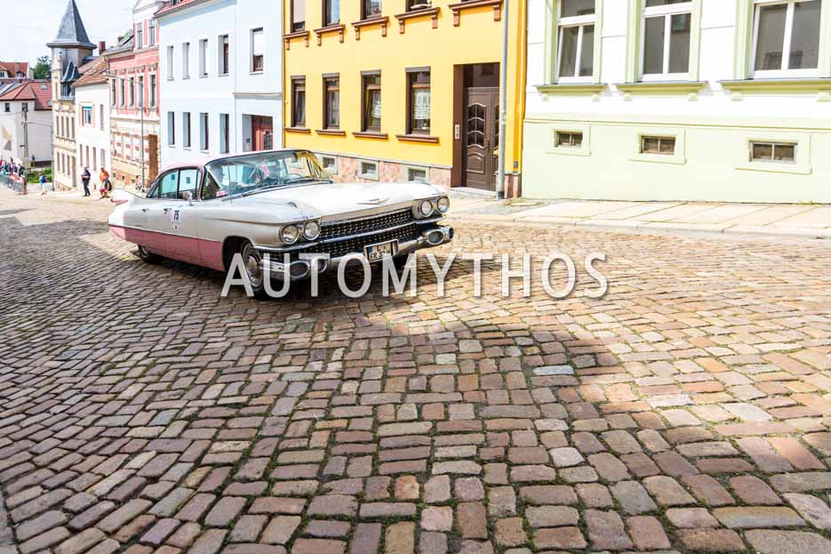 Automythos   15. Sachsen Classic 2017   75   Enrico Rechtnitz & Marco Krüger   Cadillac De Ville