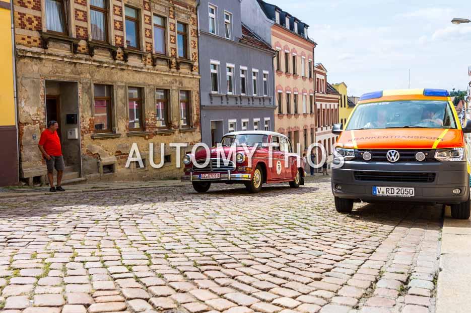 Automythos | 15. Sachsen Classic 2017 | 76 | Jens Ziegenbalg & Carl Ziegenbalg | Sachsenring P240