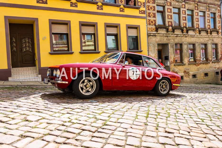 Automythos | 15. Sachsen Classic 2017 | 77 | Andreas Imkampe & Dieter Klaiber | Alfa Romeo Bertone