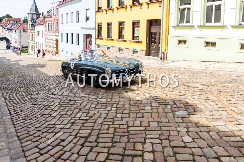 Automythos | 15. Sachsen Classic 2017 | 79 | Dr. Jan Heitmüller & Prof. Dr. Hansgeorg Balthaus | Mercedes-Benz 300SL Roadster