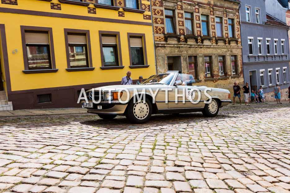 Automythos | 15. Sachsen Classic 2017 | 85 | Prof. Dr. Dr. Dietger Niederwieser & Gabriele Niederwieser | Mercedes-Benz 300 SL
