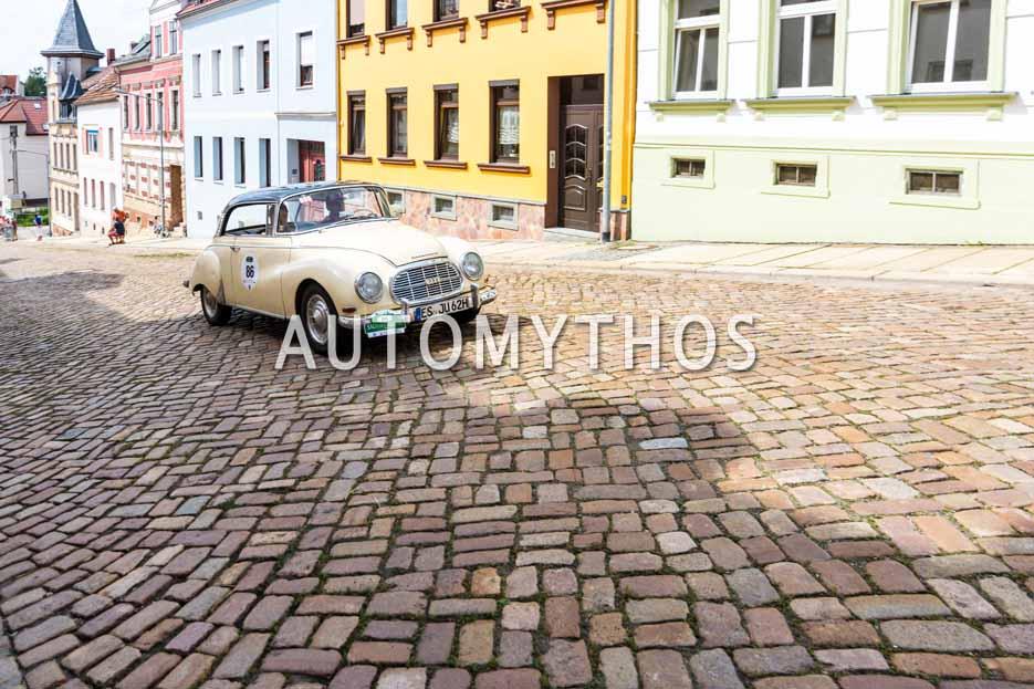 Automythos | 15. Sachsen Classic 2017 | 86 | Markus Just & Alexandra Koch | Mercedes Benz 240 D