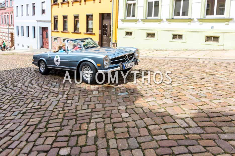 Automythos | 15. Sachsen Classic 2017 | 89 | Ralph Koppenhöfer & Markus Schwarz | Mercedes-Benz 300 SL