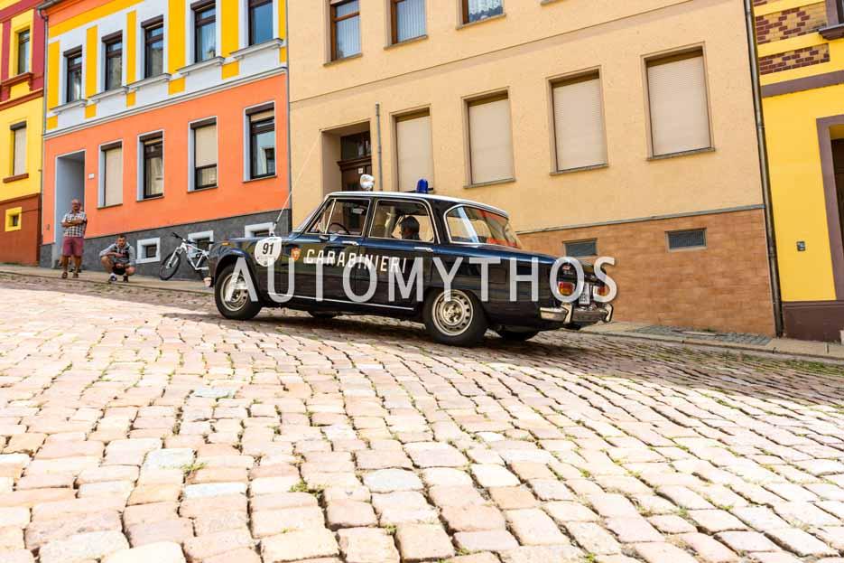 Automythos | 15. Sachsen Classic 2017 | 91 | Alexander Linz & Michaela Beznaus | Alfa Romeo Giulia Super