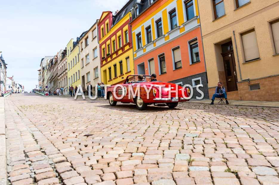 Automythos | 15. Sachsen Classic 2017 | 94 | Uwe Frech & Carsten Schmidt-Kippig | Wartburg 313/1 Sport
