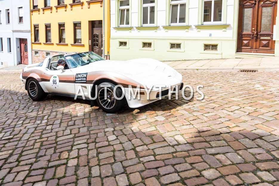 Automythos | 15. Sachsen Classic 2017 | 95 | Joachim Zorn & Valentina Maier | Chevrolet Corvette