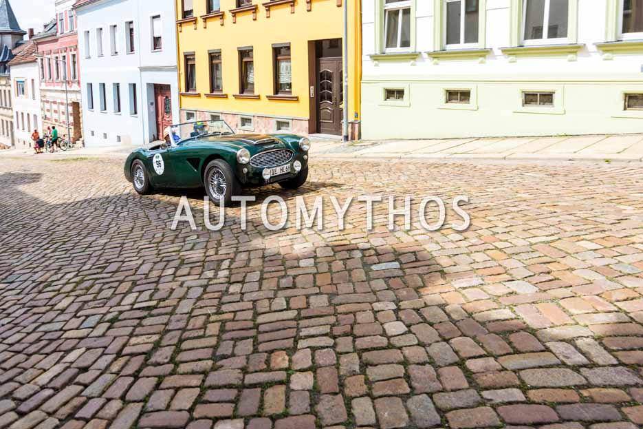 Automythos | 15. Sachsen Classic 2017 | 96 | Norbert Schrader & Ute Schrader | Austin-Healey 3000 MK II
