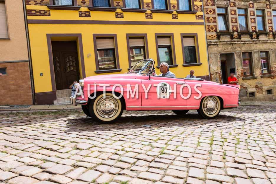 Automythos | 15. Sachsen Classic 2017 | 97 | Wolfgang Hentsch & Verena Hentsch | Skoda Felicia