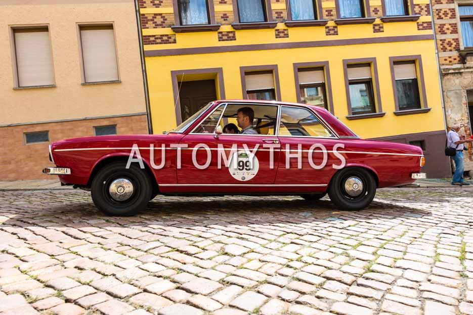 Automythos | 15. Sachsen Classic 2017 | 99 | Jan Wirthgen & Bianca Wirthgen | Audi 100 GL